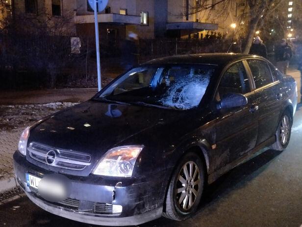 Do wypadku doszło na ulicy Kwitnącej  Artur Węgrzynowicz, tvnwarszawa.pl