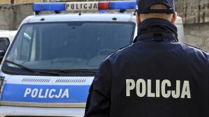Kradzież puszek w Pruszkowie. Policja zatrzymała mężczyznę w salonie gier