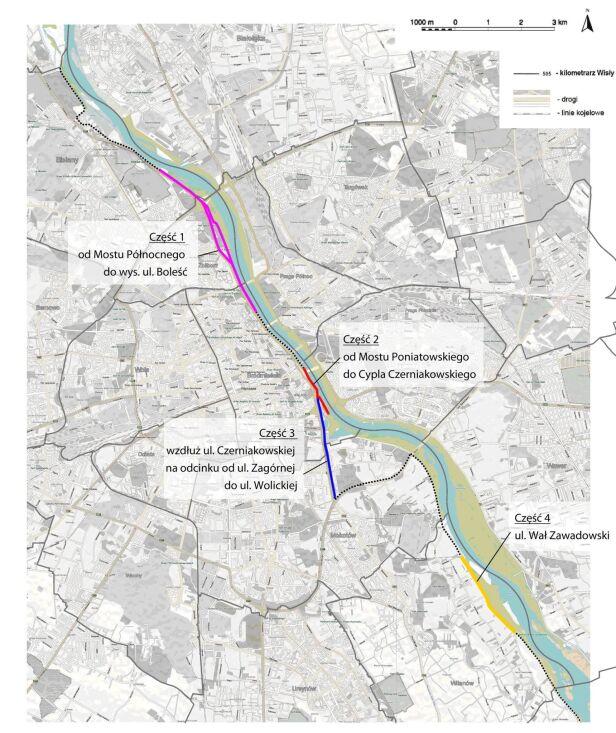 Mapa NSR Urząd Miasta