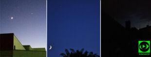 Wenus i Jowisz Waszymi oczami. Zdjęcia Reporterów 24