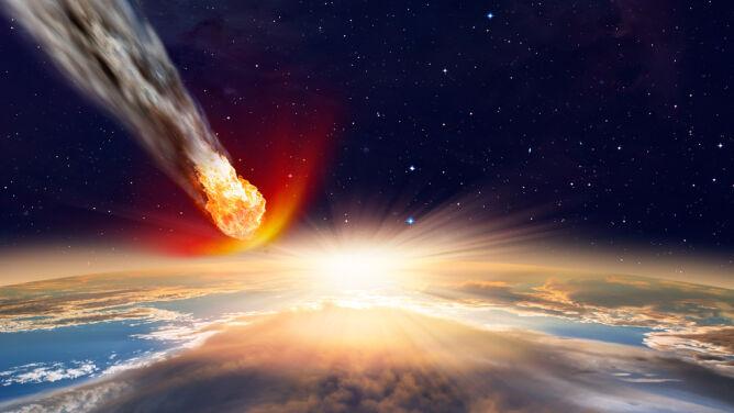 Wyobraźcie sobie, że asteroida uderza w Ziemię. Co nas zabije?