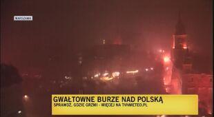 Michał Konopka z Warszawskiej Straży Pożarnej o interwencjach