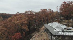 Straty po pożarach są ogromne
